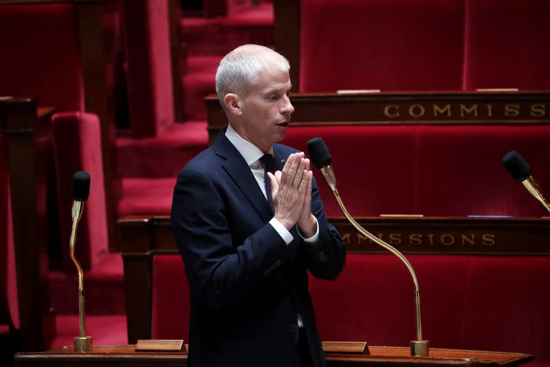 French PM and ministers questioned by MPs over COVID-19 strategy