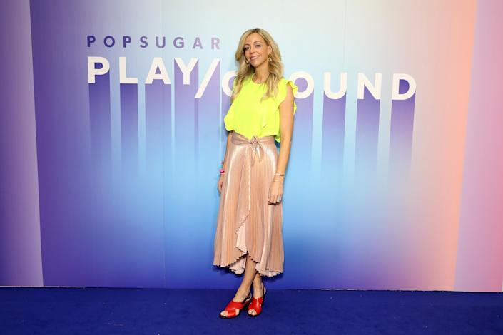 NEW YORK, NEW YORK - JUNE 23: Casey Georgeson during POPSUGAR Play/Ground at Pier 94 on June 23, 2019 in New York City. (Photo by Cindy Ord/Getty Images for POPSUGAR and Reed Exhibitions )