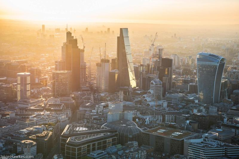 New dawn: The City of London is set for a shake-up: jasonhawkes.com