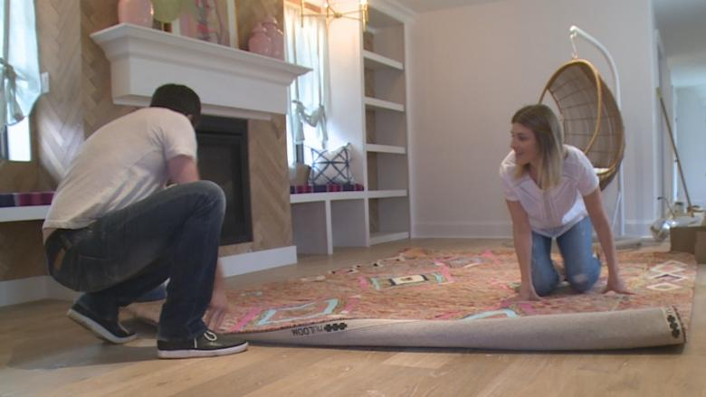 Couple's passion for renovations brings HGTV crew to LaSalle