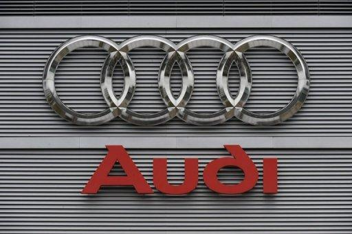 Audi roars ahead in first half of 2012