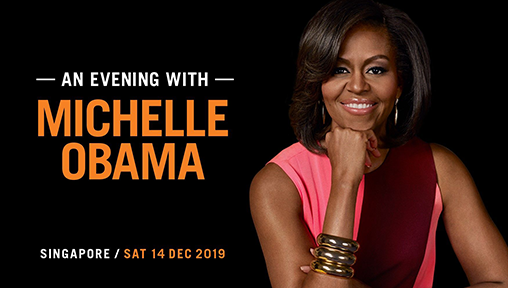 Obamas in Singapore: Barack Obama and Michelle Obama in Singapore