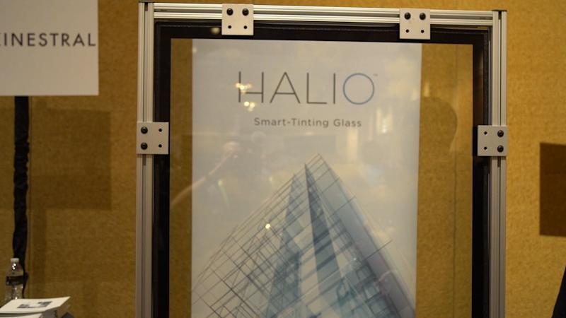 Let just the right amount of light in with Halio smart ...
