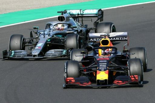 The duel in Hungary between Red Bull's Max Verstappen and Lewis Hamilton of Mercedes looks like the start of new rivalry in Formula One
