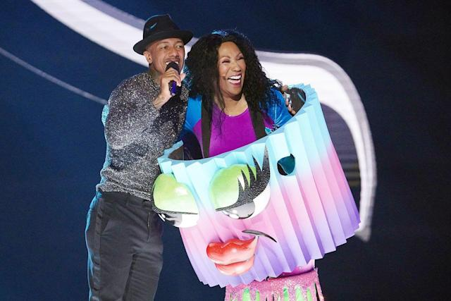 Cupcake on The Masked Singer begged her managers to get her on the show
