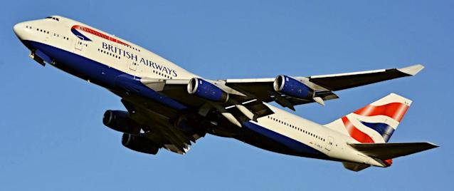 Emma Langford went on a drunken rampage on a BA plane (Picture: SWNS)