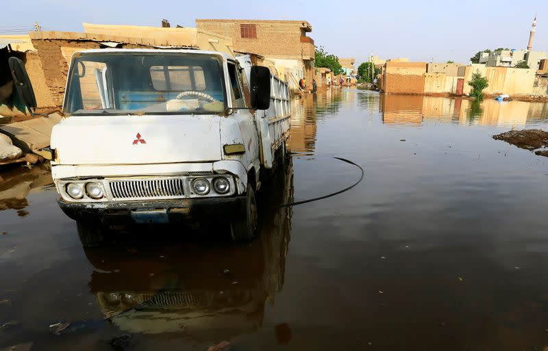 Flooding devastates farms in parts of Sudan: U.N