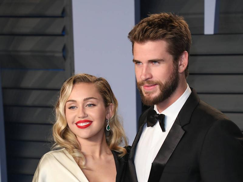 Miley Cyrus 'addresses Liam Hemsworth split' in new track Slide Away