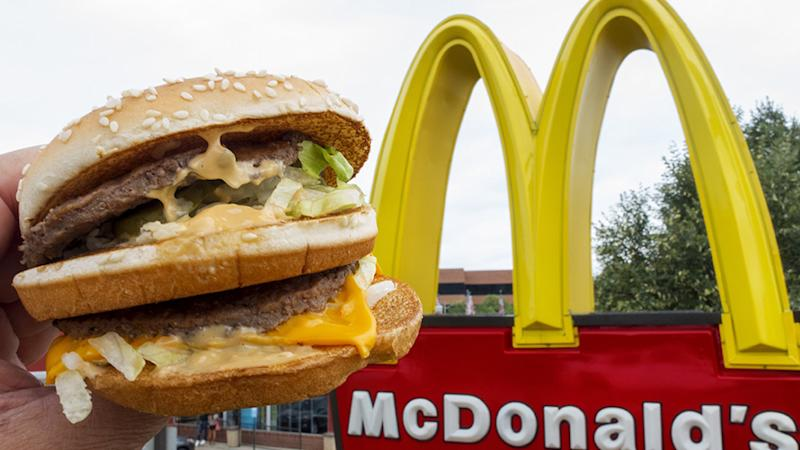 McDonald's has responded to rumours their burgers don't decompose after a TikTok video of a 24-year-old burger went viral. Photo: Getty