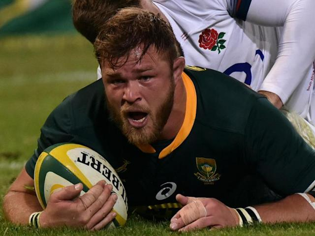 South Africa vs England player ratings: Tendai Mtarawira stars on 100th Test as Duane Vermeulen downs England