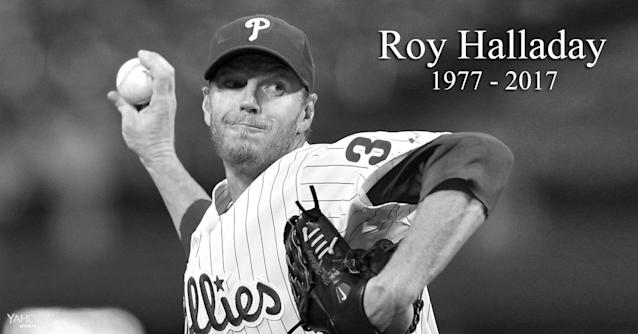 Two-time Cy Young Award winner Roy Halladay has died.