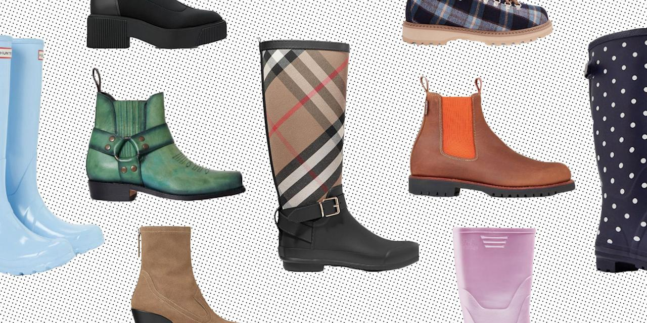 <p>Finding the right festival boots to withstand the elements is a must. Rain, mud, crowds, portaloos - your feet go through a lot at a festival so keep them warm, dry, totally protected, and looking great in a pair of these festival-friendly boots...</p><p><em>We earn a commission for products purchased through some links in this article.</em></p>