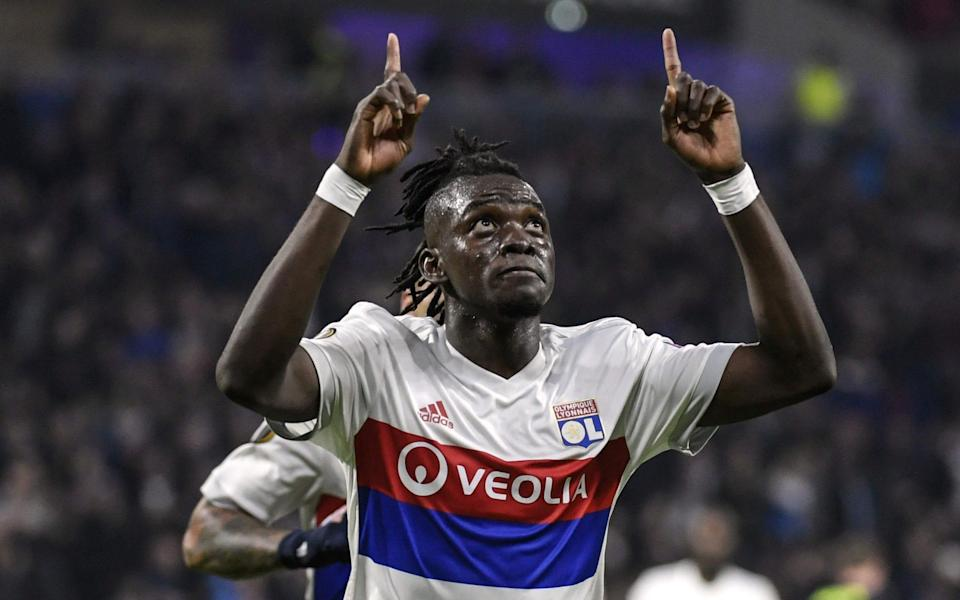 Bertrand Traore -Aston Villa close to £19 million Bertrand Traore signing but Wesley could be missing until next year - GETTY IMAGES