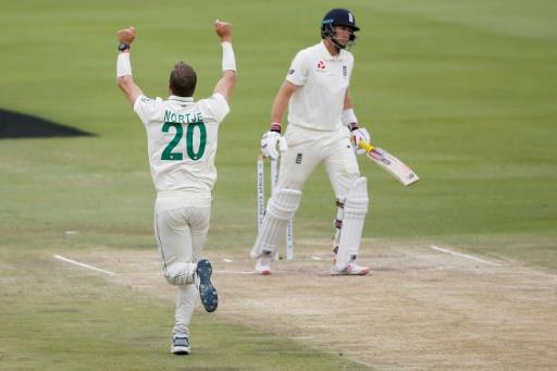 England captain Joe Root was caught for 29 runs in the second innings