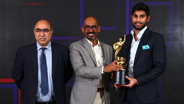 KD Madan honoured with Lifetime Achievement Award for contribution to Indian motorsport