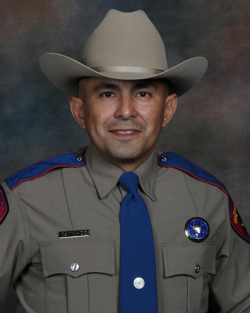 South Texas Trooper Shot Funeral