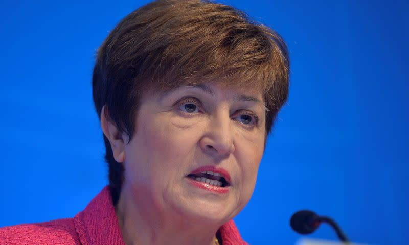 More synchronized action needed to tackle COVID economic crisis: IMF's Georgieva