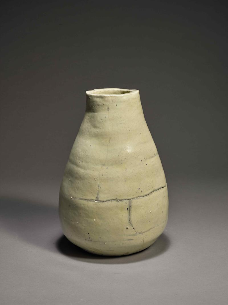 Lot 88, O'Keeffe, Untitled (Clay pot).