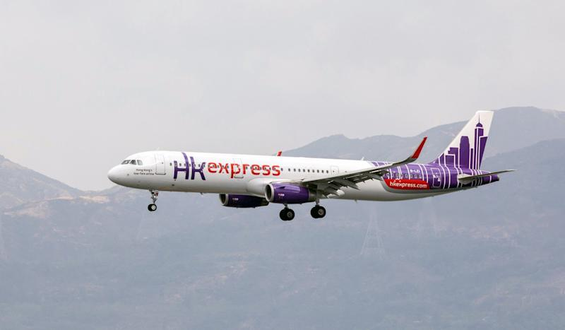 Hong Kong's Cathay Pacific Airways to pay HK$4.93 billion to buy budget carrier HK Express