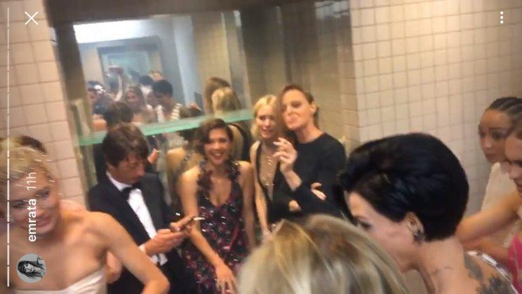 Museum Donors Are Pissed Celebs Were Smoking in the Met Gala Bathrooms