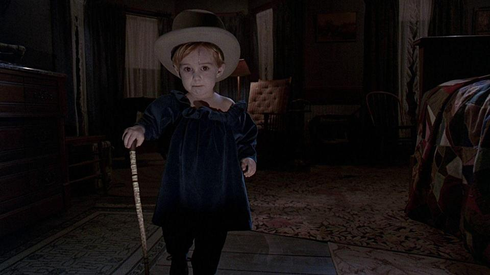 """<p><strong><em>Pet Sematary</em></strong></p><p>After a young boy is killed, a grief-stricken father will stop at nothing to bring his son back from the dead.</p><p><a class=""""link rapid-noclick-resp"""" href=""""https://www.amazon.com/Pet-Sematary-Dale-Midkiff/dp/B0095D4TZK/?tag=syn-yahoo-20&ascsubtag=%5Bartid%7C10055.g.29120903%5Bsrc%7Cyahoo-us"""" rel=""""nofollow noopener"""" target=""""_blank"""" data-ylk=""""slk:WATCH NOW"""">WATCH NOW</a></p>"""