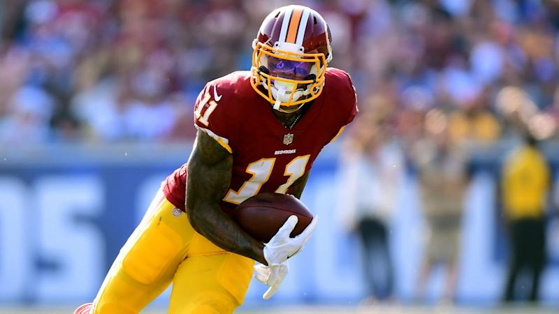 Josh Doctson plays career-high 54 snaps in Redskins' loss