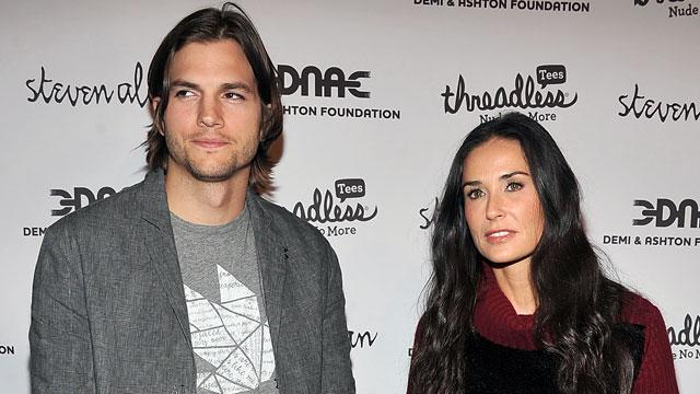 Ashton Kutcher and Demi Moore: Can Cougar Couples Work?