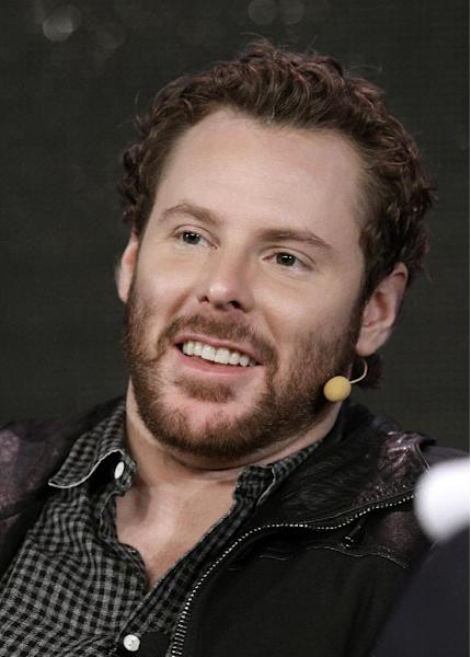 FILE - In this Oct. 17, 2011 file photo, Sean Parker, co-founder of Napster, speaks at Web. 2.0 Conference in San Francisco. Parker will attend the annual South by Southwest Conference and Festival in Austin, Texas. (AP Photo/Paul Sakuma, file)