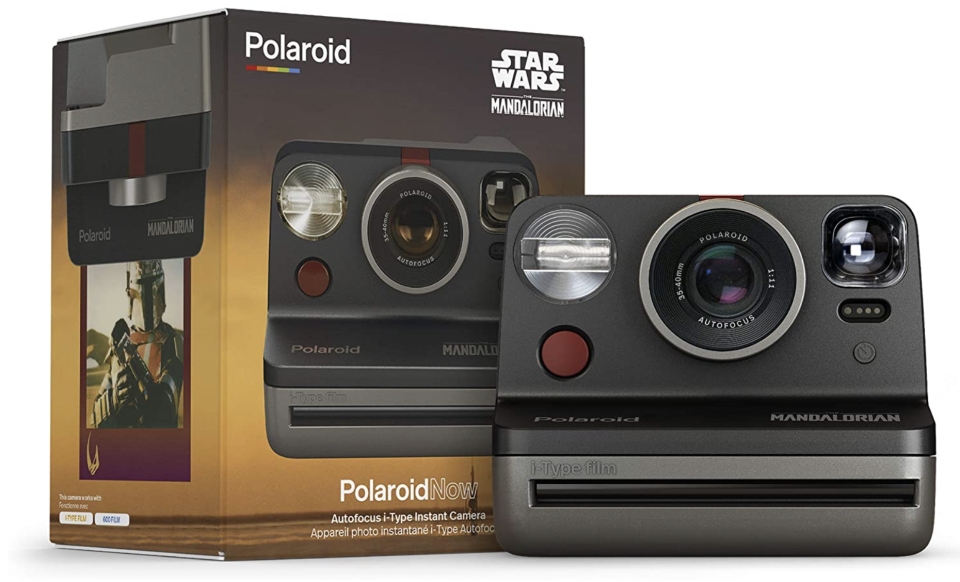 This classic camera is inspiring a whole new generation (Photo: Amazon)