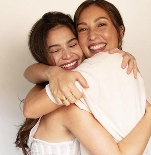 Anne Curtis has started a joint-venture Tili Dahli with sister-in-law Solenn Heussaff