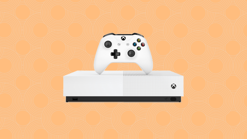 Get three free video games with this Xbox One S bundle! (Photo: Walmart)