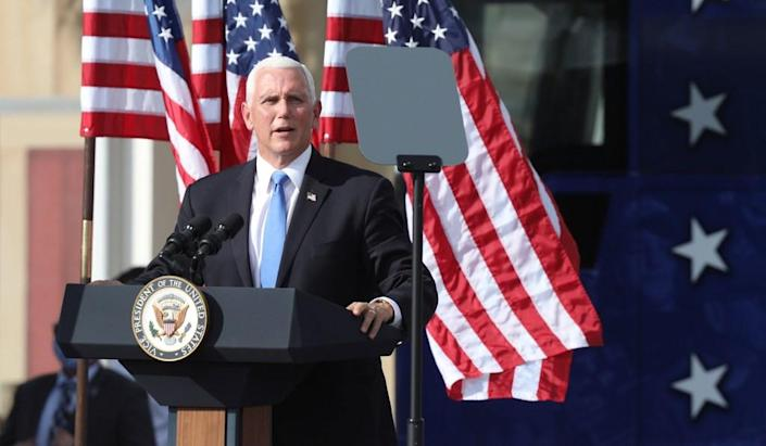 The Barrett Vote: There's Not a Good Reason for Mike Pence to Preside Over It