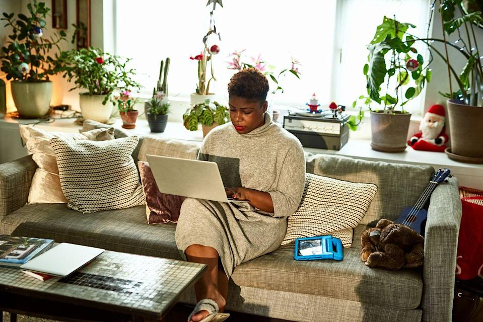<p>Women were around a third more likely to work in a sector that was shut during lockdown and 47% more likely to have lost or quit their job. But when did something like that stop us? </p><p>According to female-only members club All Bright, one in four women set up their own business during the Coronavirus crisis, many for the first time. </p><p>With women-owned businesses already contributing £105 billion to the UK each year, watch this space.</p>