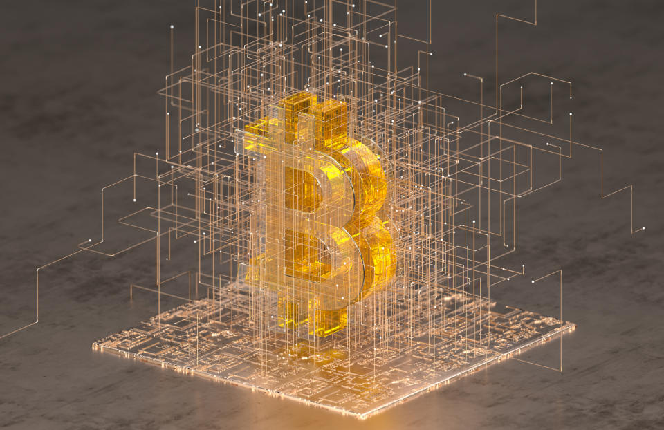 6 myths (and facts) about cryptocurrency. Source: Getty