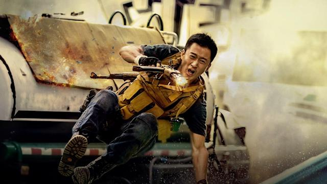 Wolf Warrior 2 (Credit: China Film Group)