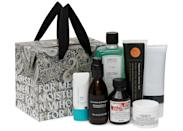 """Make sure your dad is kitted out this summer with Liberty London's 'For Men Who Moisturise' gift set. Jam-packed with seven must-have beauty items from the must-have Davines Energising Shampoo to the Ultra Facial Cream by Kiehl's, this is sure to put a smile on his face. <a href=""""https://go.skimresources.com?id=134214X1597530&xs=1&url=https%3A%2F%2Fwww.libertylondon.com%2Fuk%2Ffor-men-who-moisturise-grooming-kit-R285091006.html%3Fdwvar_000625425_color%3D98-NO%2520COLOUR%26listsrc%3DMen%2526%252339%253Bs%2520Grooming%23start%3D1"""" rel=""""nofollow noopener"""" target=""""_blank"""" data-ylk=""""slk:Buy now"""" class=""""link rapid-noclick-resp""""><em>Buy now</em></a><em>.</em>"""