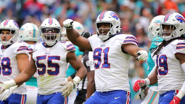 Playoff Picture: Bills maintain Wild Card lead with win