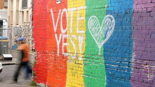 Australian Survey Says 'Yes' To Same-Sex Marriage, Country One Step Closer To Equality