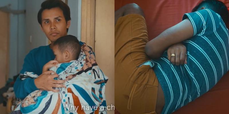 The short films aim to highlight the importance of accessible information about safe abortions. — Screengrabs from YouTube/FYI KL