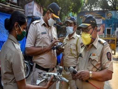 Ninety-two new COVID-19 cases in Maharashtra Police force take total to 10,026; over 8,000 cops recover