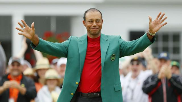 After he won the Masters, two Omnisport writers debate whether Tiger Woods can overhaul Jack Nicklaus' record of 18 major victories.