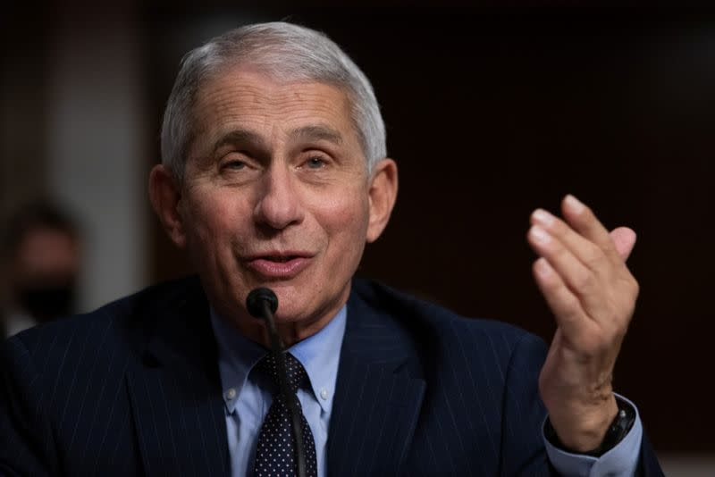 Fauci says he is worried coronavirus task force member is giving bad information to Trump - CNN