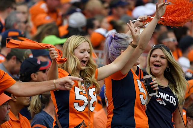 Want to win Broncos season tickets? You can through the team's social media contest.