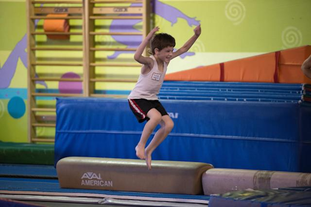 <p>No. 1: Gymnastics<br>Number of high school athletes: 1,995<br>Athletic scholarships: 101<br>Ratio of athletes to scholarships: 20:1<br>(Michael Radwin/Creative Commons) </p>