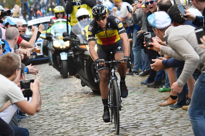 Philippe Gilbert, en route to victory - Credit: GETTY