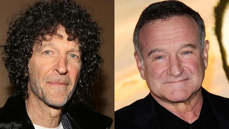 Howard Stern Wishes He Could Apologize to Robin Williams for '90s Interview: 'It Brings Me to Tears'