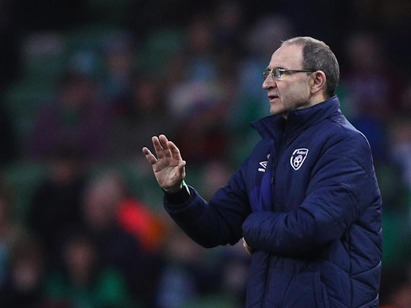 Martin O'Neill's men dominated but could not score (Getty)