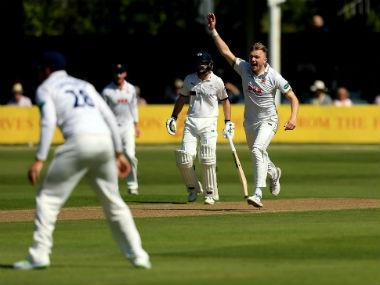 Australia's Peter Siddle took five wickets as England captain Joe Root and predecessor Alastair Cook both fell for ducks on an extraordinary opening day in the County Championship clash between Essex and Yorkshire at Chelmsford