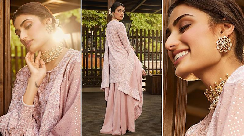 Eid Al-Fitr 2020 Millennial Fashion Inspiration - Athiya Shetty