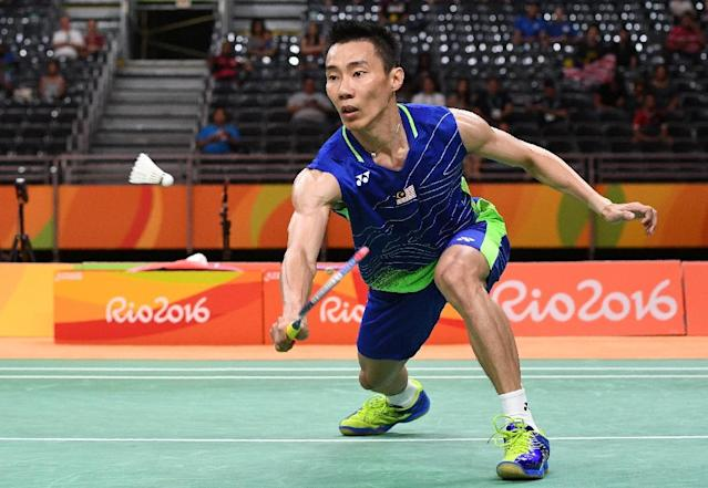 Malaysia's world number one Lee Chong Wei said a new scoring format could tempt him to extend his career to the Tokyo 2020 Olympics (AFP Photo/Goh Chai Hin)